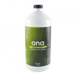 Ona Liquid Fresh – Fresh Linen Szagsemlegesítő folyadék