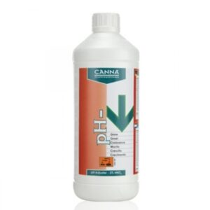 CANNA pH Mínusz Bloom – 1 L