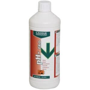 CANNA pH Mínusz Grow PRO – 1 L