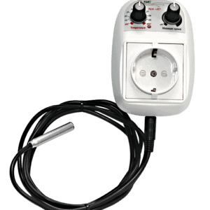 GSE Hőmérésklet és Minimum Sebesség Vezérlő – (FC10-205) 1 ventilátor 5A