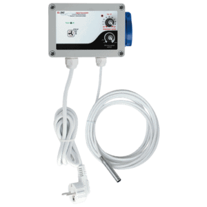 GSE Hömérséklet és Minimum Sebesség Vezérlő – (FC01-210) 1 ventilátor 10 A