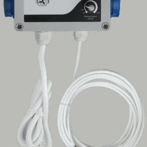GSE Hőmérséklet és Negatív Nyomás Vezérlő (FC11-210) 2 ventilátor 2X5A