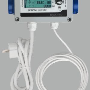 GSE Digitális AC/EC Ventilátor Vezérlő