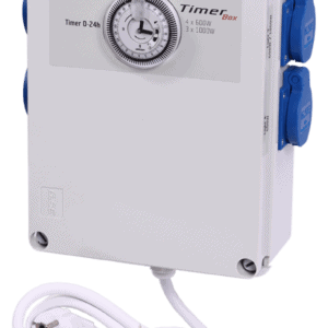GSE Timer Box II Idözítő