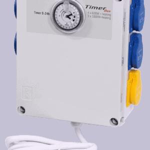 GSE Timer Box II + Hömérséklet